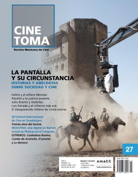 PORTADA CINETOMA 27