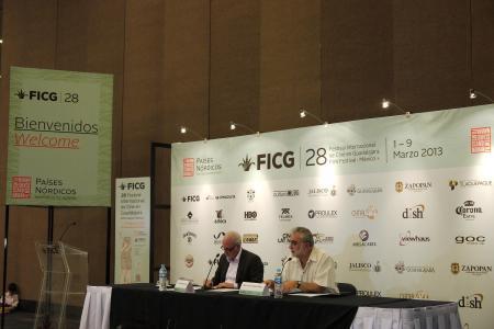 Premios FICG 28