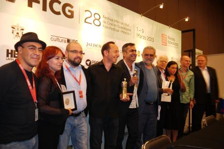 Premios paralelos FICG 28