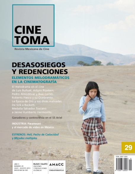 PORTADA CINETOMA 29