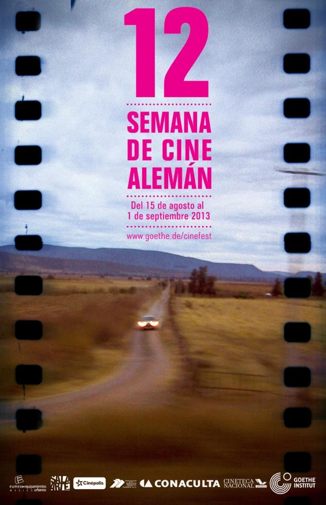 Cartel 12 Semana Cine Aleman