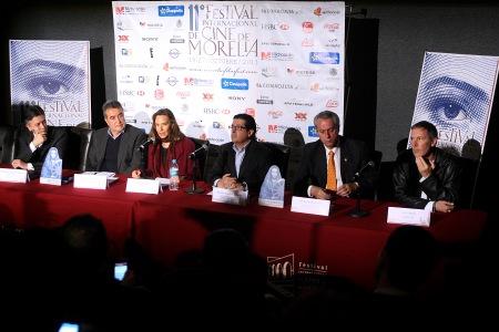 Festival Internacional de Cine en Morelia FICM