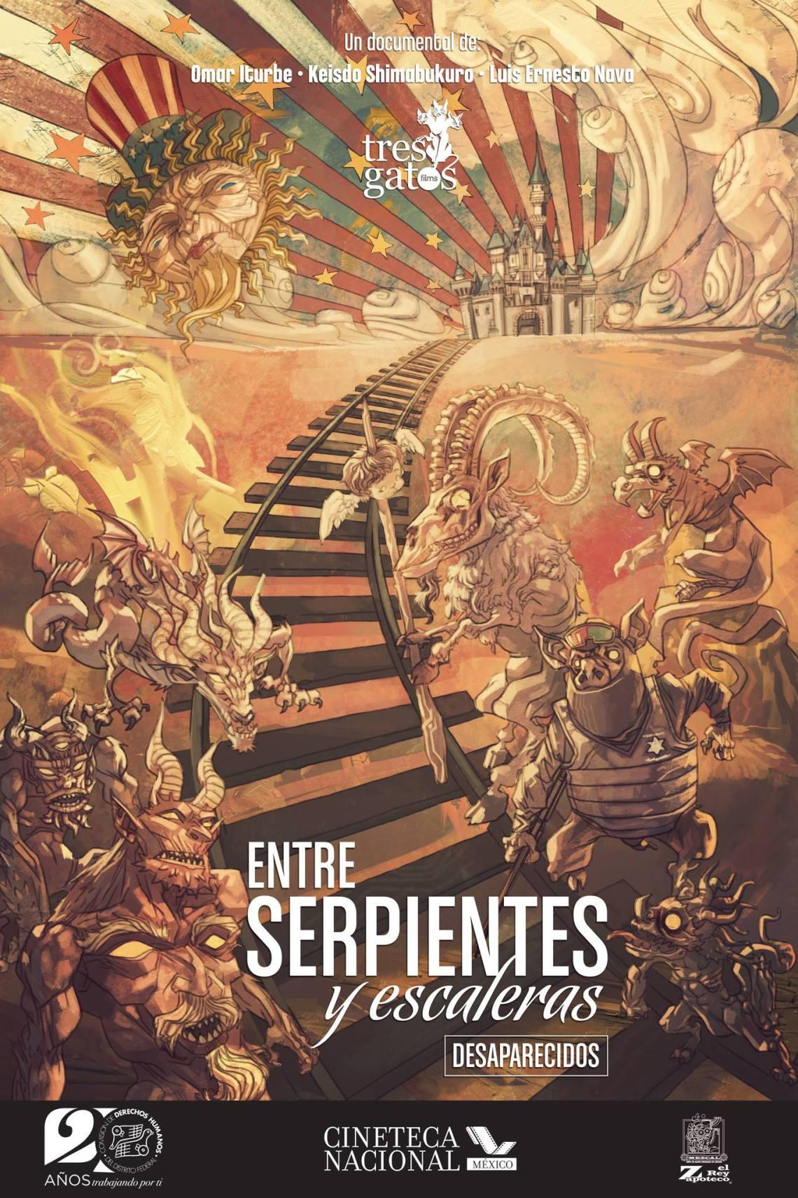 Serpientes poster