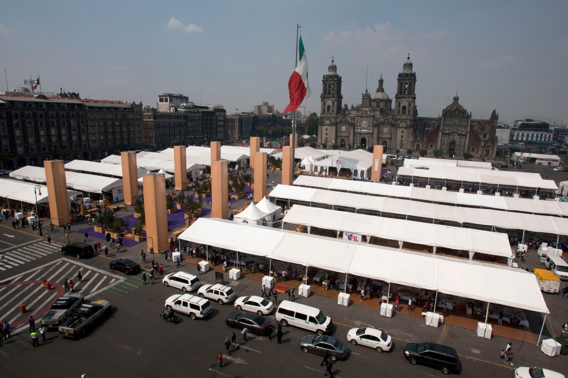 Aspectos de la XIII Feria Internacional del Libro