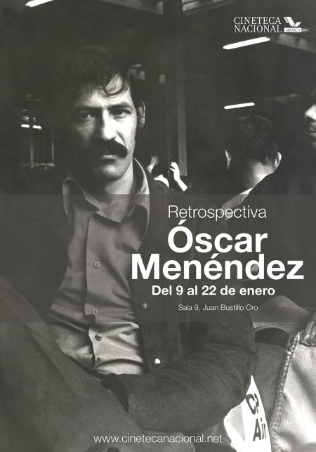 Cartel Oscar Menendez
