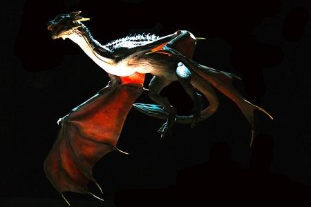 Dragón vuelo-GoT