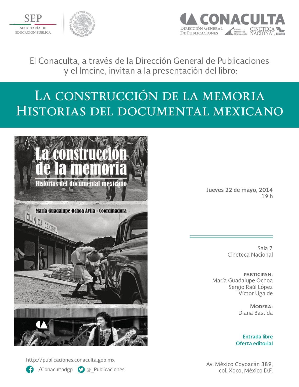 La construcción de la memoria