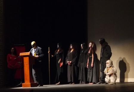 Inauguración Macabro 2014