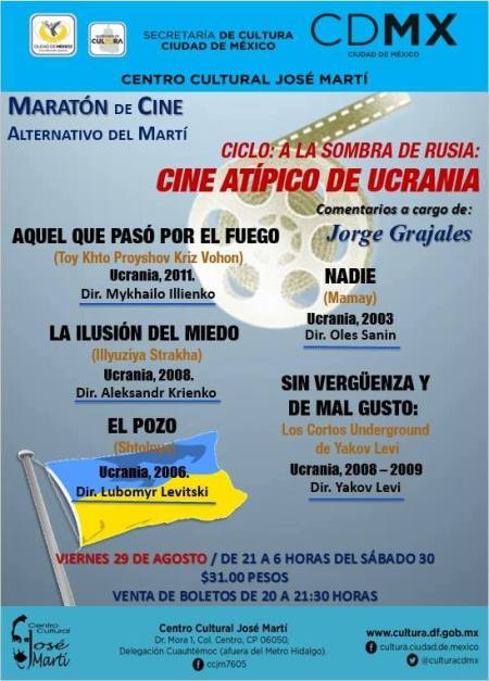 Maratón Martí agosto 2014