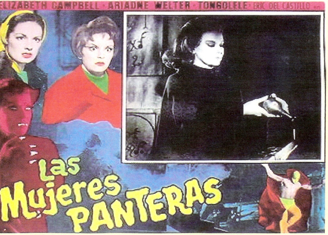STILL Las mujeres panteras