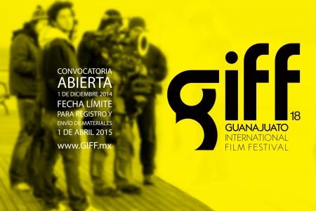 Convocatoria abierta GIFF 2015