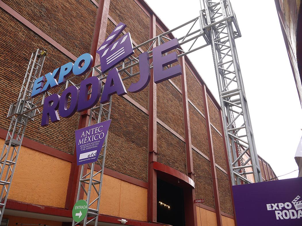 Expo Rodaje 1