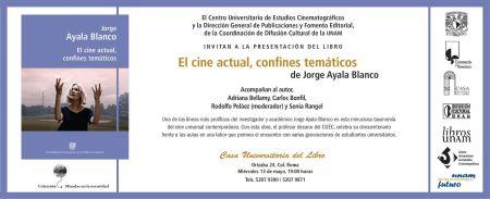 Invitación JAB Confines