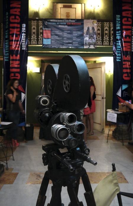 Durango Teatro Victoria