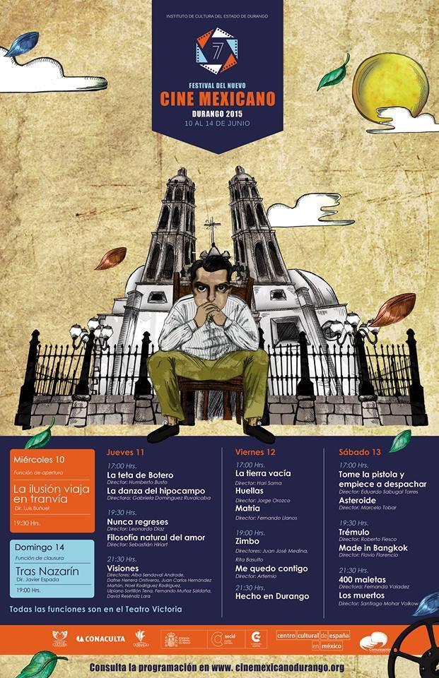 Programa VII Festival Durango