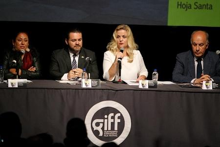 Conferencia GIFF 1