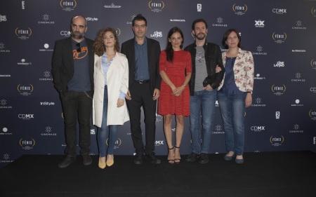 Luis Tosar, Dolores Fonzi, Ricardo Giraldo, Elena Anaya, Gabierl Ripstein, Marcia Tambutti