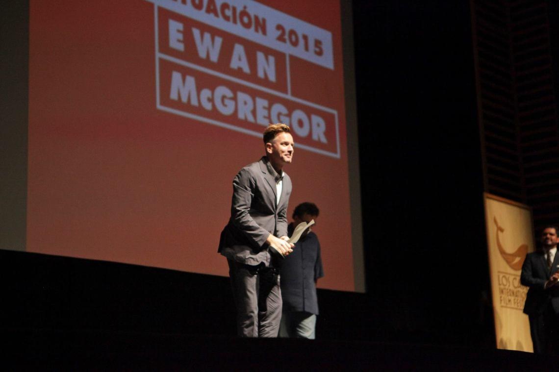 Ewan McGregor en Cabos