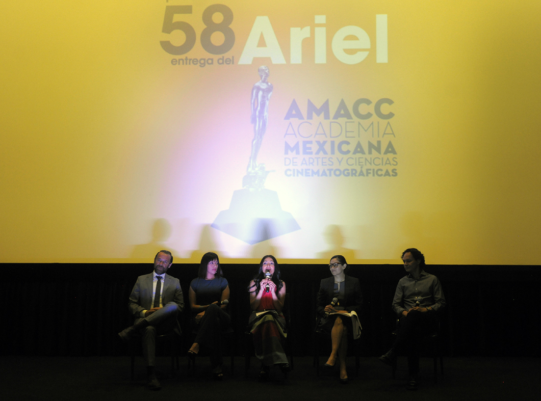 Nominados Ariel58