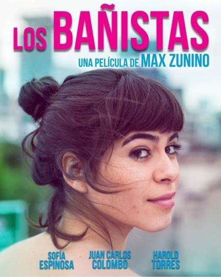 Poster bañistas