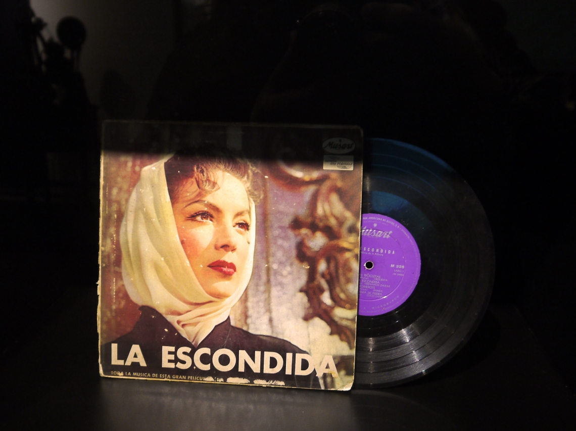 Disco La Escondida
