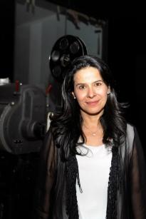 """La actriz Arcelia Ramírez, nominada a Mejor Actriz por """"Verónica"""". Foto: Pedro González Castillo."""