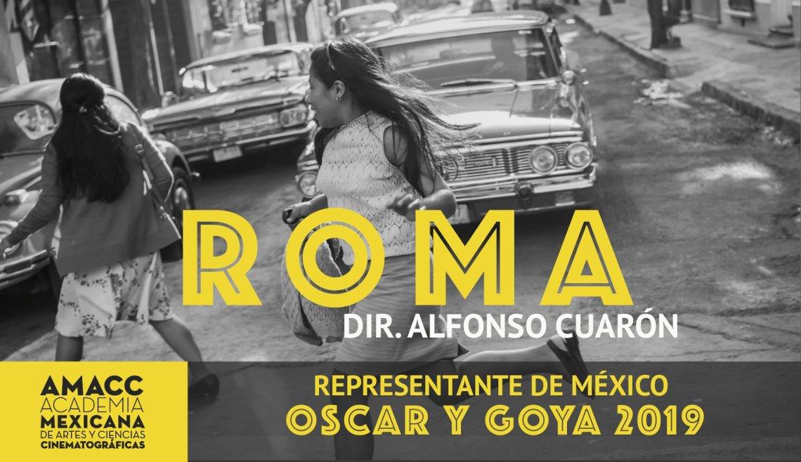 Roma Goya Oscar