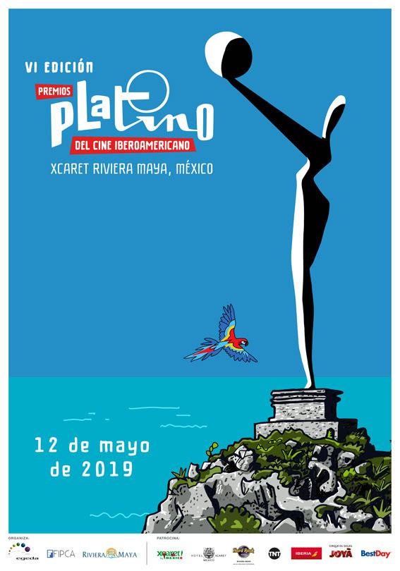 Platino 19 poster